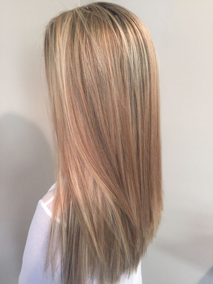 4th major highlight! Done by Aveda but by a differ…