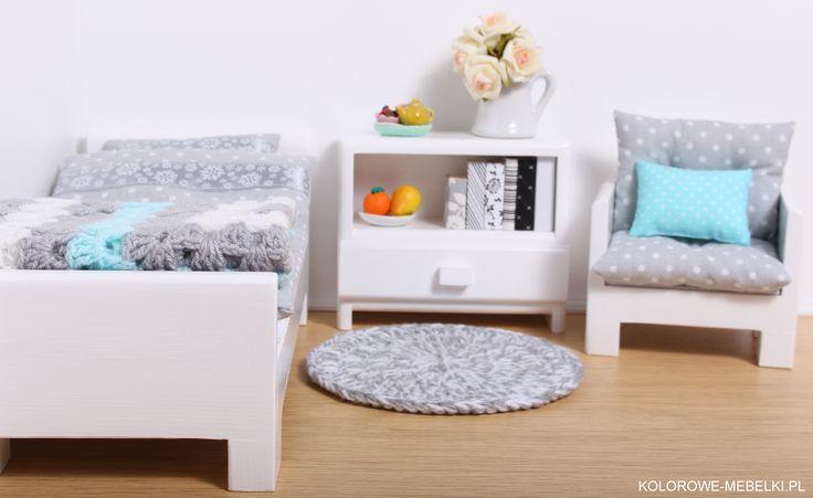 Sypialnia mała :)