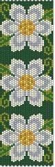 Resultado de imagen para patrones telar de cintos y pulseras de chaquira