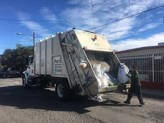 Recolectó SPM 1500 toneladas de basura durante fiestas decembrinas | El Puntero