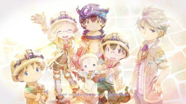 Made in Abyss Subtitle Indonesia