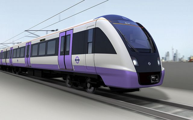 Crossrail rolling stock and depot contract is to be awarded to Derby based Bombardier. The contract means 65 new trains will be built in Derby, with over 1,000 jobs and around 100 apprenticeships supported in the UK.