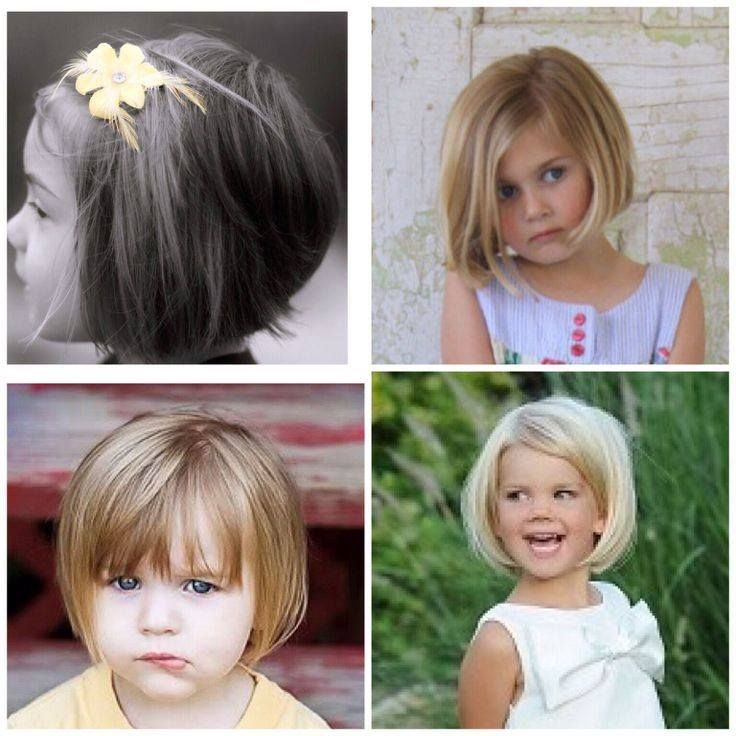 Bob Haircut Ideas That Are Perfect For Your Little Cutie