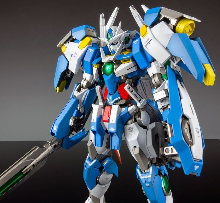GUNDAM GUY: 1/100 Amazing Blade Qan[T] - Custom Build