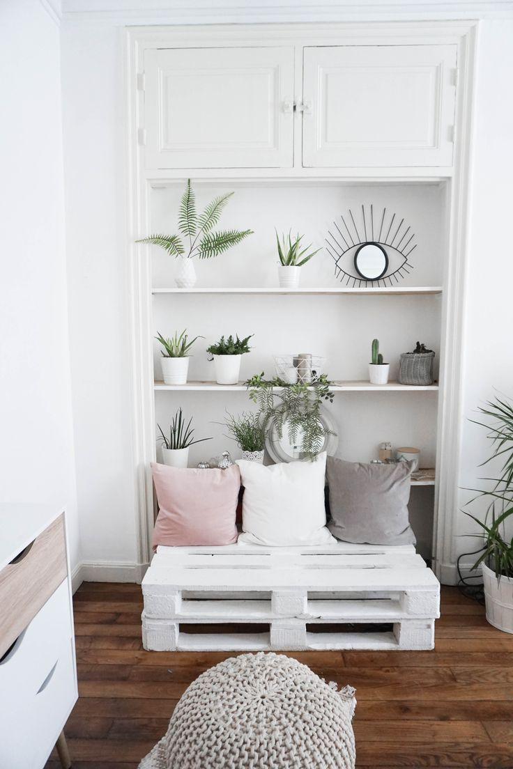 les 25 meilleures id es de la cat gorie appartements parisiens sur pinterest int rieurs d. Black Bedroom Furniture Sets. Home Design Ideas