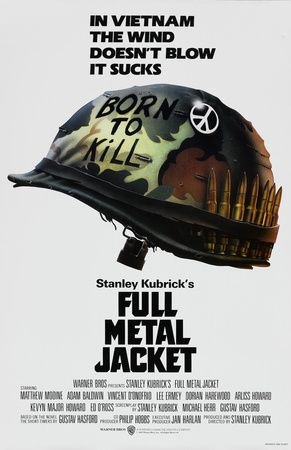 Full Metal Jacket Style A Poster at AllPosters.com