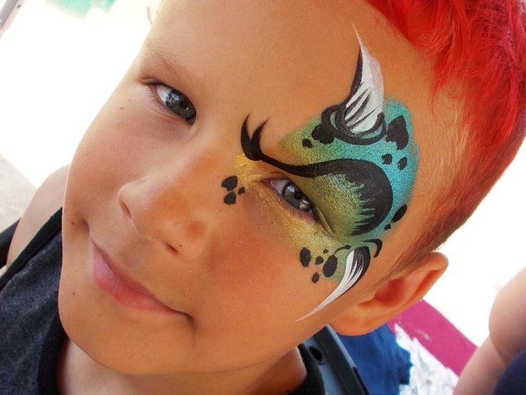 412 Best Images About Face Paint Boys On Pinterest