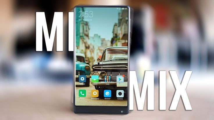 Xiaomi Mi Mix review - GSMArena https://youtu.be/GKZi0U6KCjw