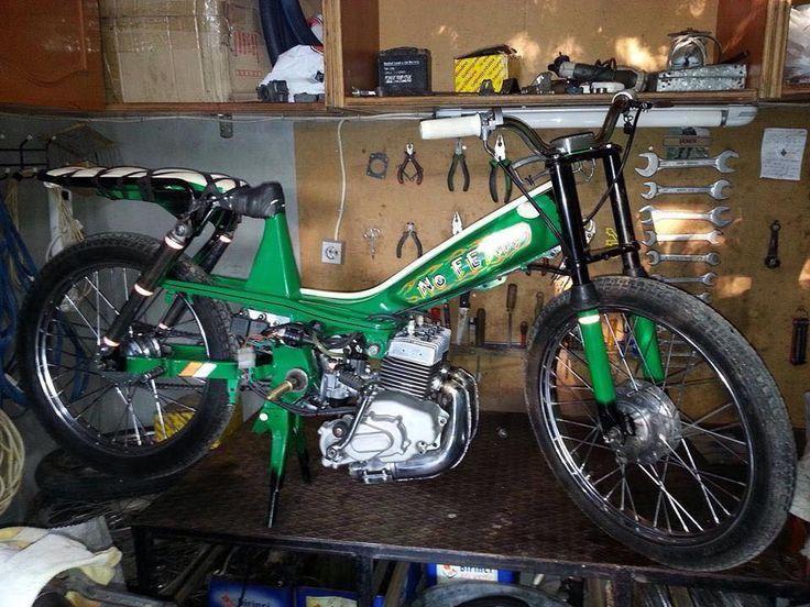 motobecane mbk moped mobylette bicylindre moped bi cylindre mbk pinterest mopeds. Black Bedroom Furniture Sets. Home Design Ideas