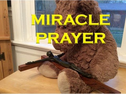 Miracle Prayer - For a transformation in your life
