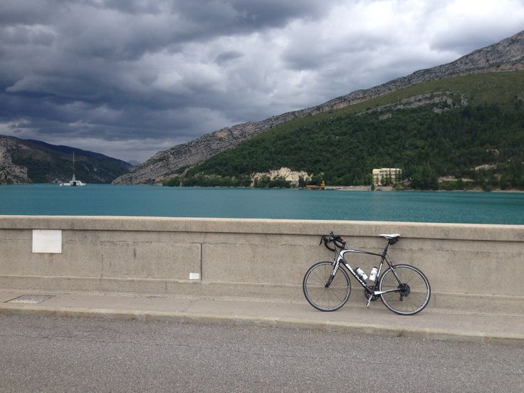 Biking @ Verdon - French Alps #7sherpas