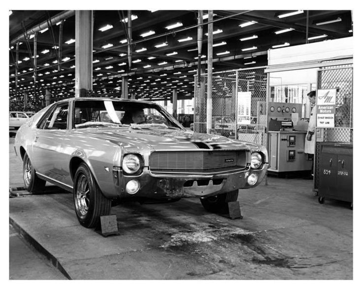 Best Amc Images On Pinterest American Motors Amc Javelin And