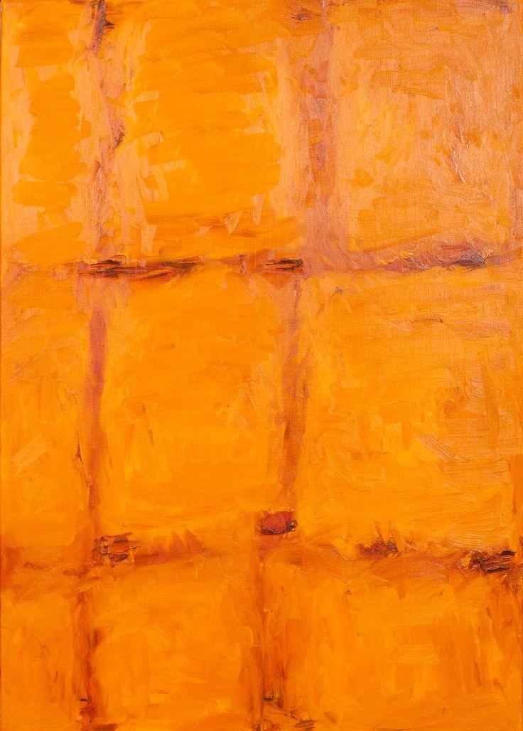 "Positive Abstract Fine Art ""YELLOW WINDOWS"""