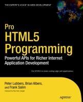 Pro.HTML5.Programming - Download - 4shared - G Thomas
