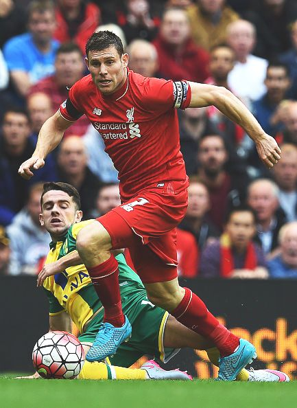 James Milner ~ Liverpool FC  #LFC