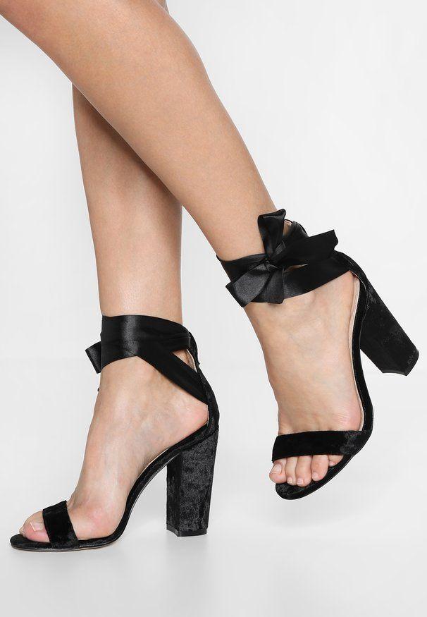 47d8f2f017f BETTINA - High heeled sandals - black