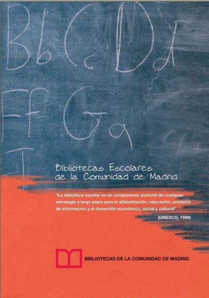 Red Regional de Centros Públicos Prioritarios. Bibliotecas escolares