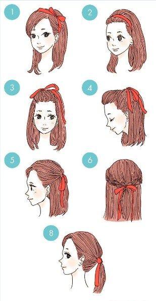 Rambut adalah mahkota bagi setiap cewek. Cewek yang notabenenya mudah bosan dengan gaya rambut mereka, pasti sangat membutuhkan inspirasi gaya rambut yang be...