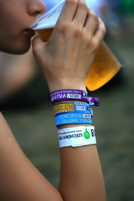 I'm on Sziget Festival 2011
