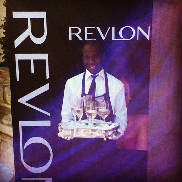 Celebrating the new Revlon South Africa Brand Ambassador Bonang Matheba. #ImReady #Bonang