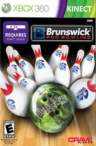 Brunswick Pro Bowling - Xbox 360 Game