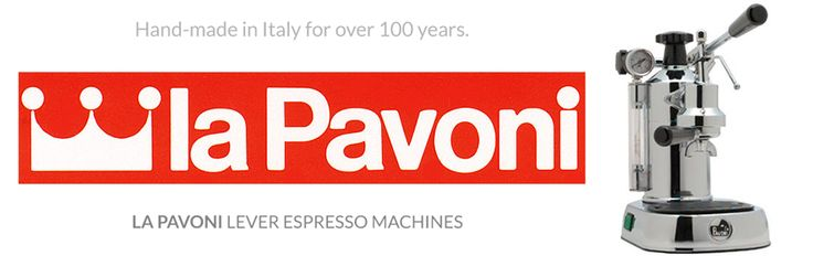 Solino.gr  - Excluviv Distributor for La Pavoni in Greece  Welcome to 1st in Coffee, your 1st place to shop for La Pavoni Italian cappuccino and espresso machines. Beginning in Italy in 1905, La Pavoni craftsmen have built each lever espresso machine by hand using only the top quality materials. Highly polished chrome and brass finishes accent the elegant and efficient designs. Check out the popular Europiccola and ?..........Order securely on-line, or call www.solino.gr