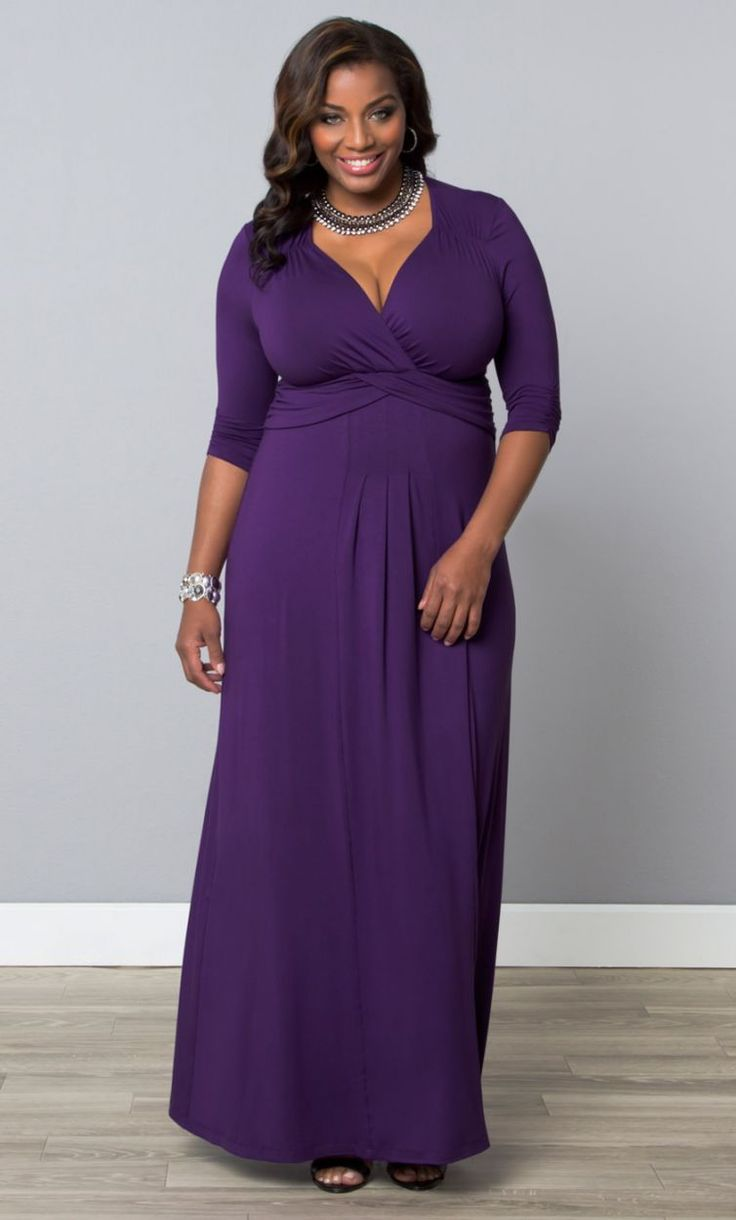 12 best Plus Size Maxi Dresses images on Pinterest