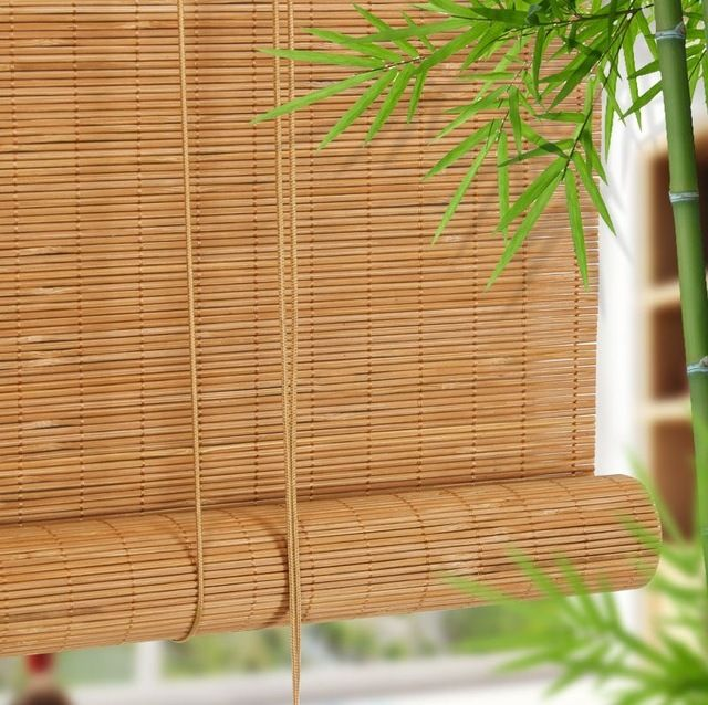 Source Natural Bamboo Roll Up Blinds Bamboo Shades With Many