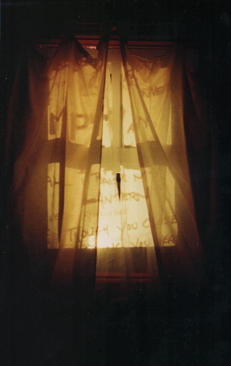 Open window at night - Sleeping With The Windows Open