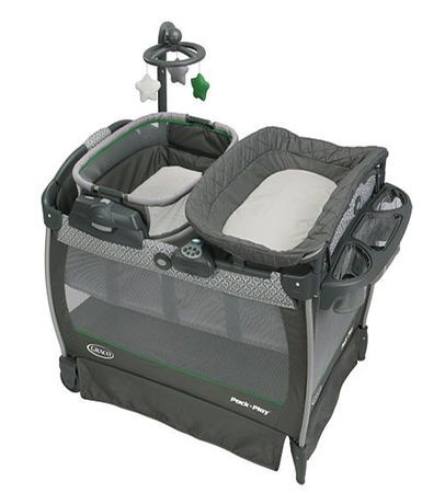 Graco Pack 'n Play Play Yard with Nearby Napper - Trinidad