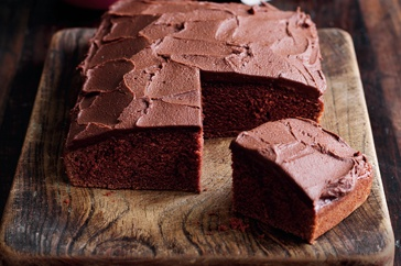 Chocolate Pound Cake - This handy freezer-friendly chocolate cake is delicious!