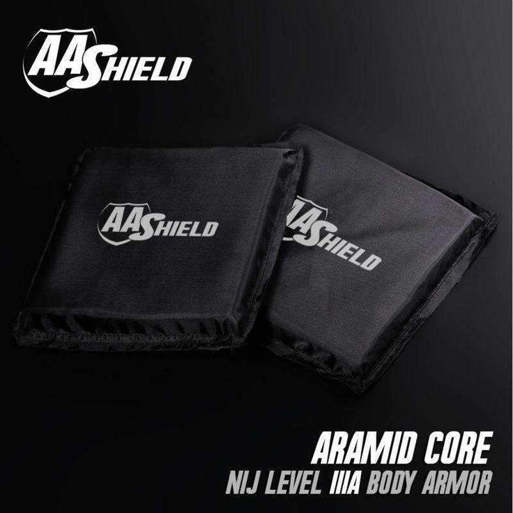 AA Shield Bullet Proof Soft Panel Body Armor Insert