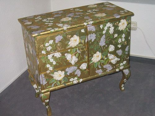 decoupage ideas for furniture. image detail for sarahu0027s vintage wendy house decoupage ideas furniture