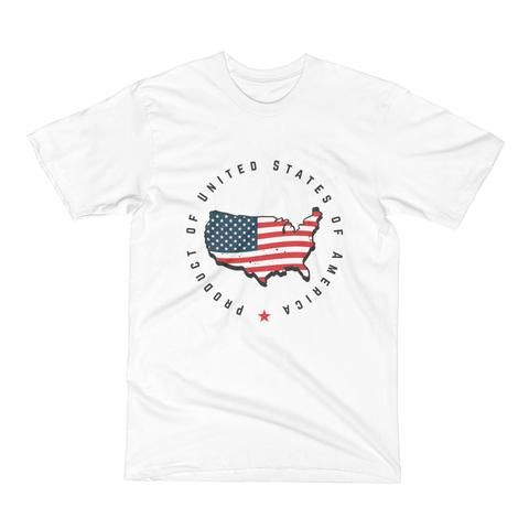 Retro United States Seal Men's Short Sleeve T-Shirt