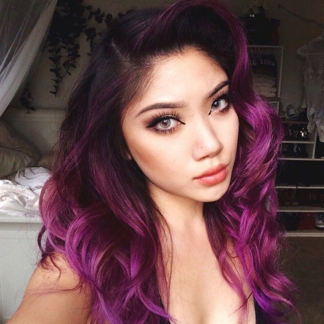 25 Best Ideas About Magenta Hair On Pinterest  Magenta Hair Dye Funky Hair
