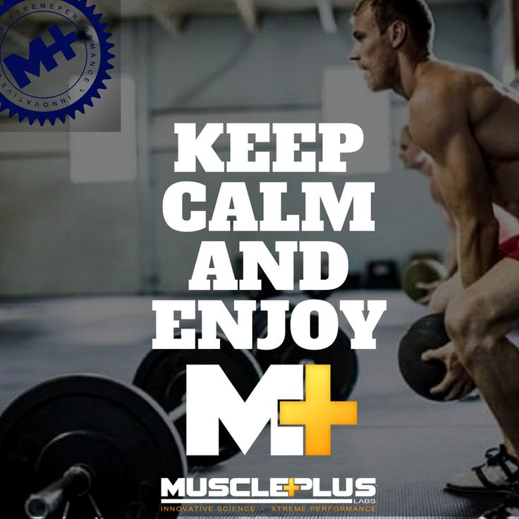 Happy Saturday! www.musclepluslabs.com