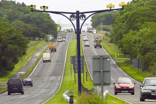 More Speed Cameras for the A9 - http://www.roadtrafficlaw.com/more-speed-cameras-for-the-a9