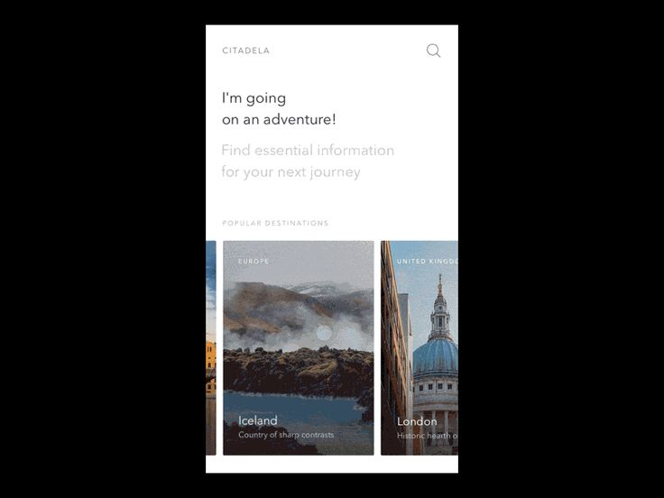 UI Interactions of the week #26 — Muzli -Design Inspiration
