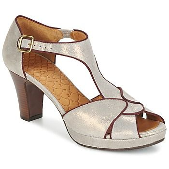 Sandalen / Open schoenen Chie Mihara URAYA Zilver 296.00 €