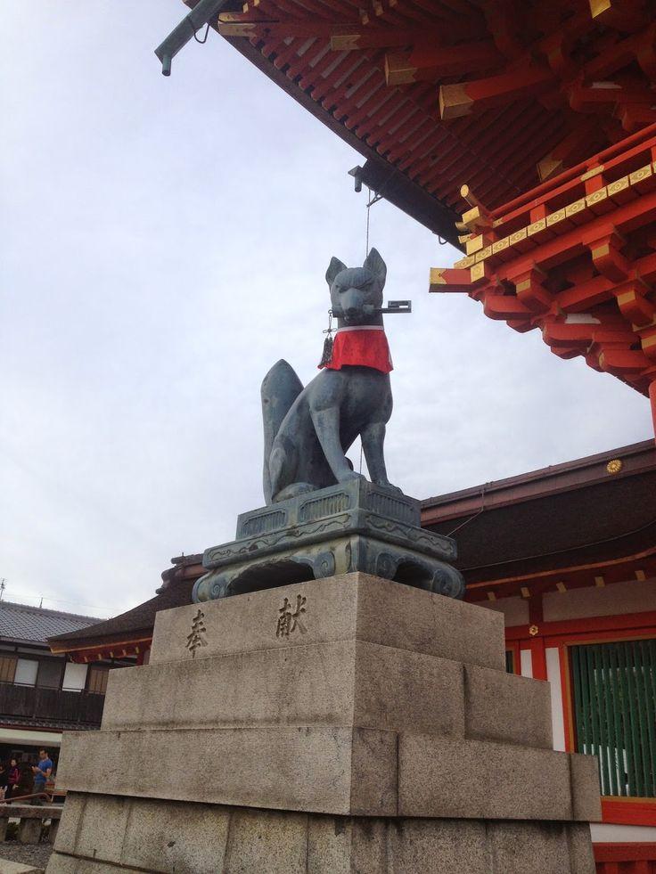 Australia - mój czas.: Niesamowite miejsce: Fushimi Inari Taisha