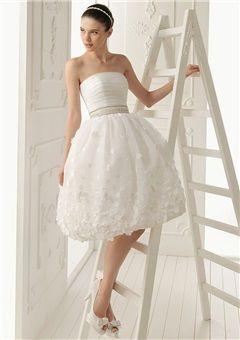 Designer Short Cocktail Dresses On Sale At Reasonable Prices Buy New Vestido De Novia 2015 Plus Size Wedding With Applique Backless