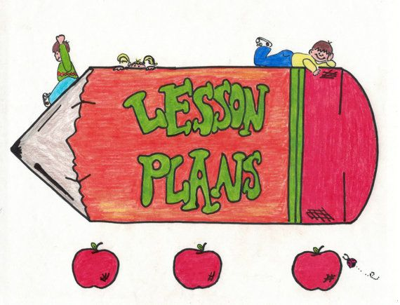 Lesson Plans-SEPTEMBER-daycare lesson plans by TheRedElephantArt