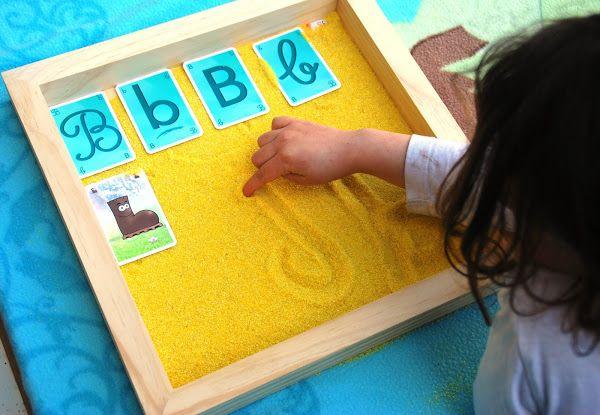 """Inspiré par le jeu """"Je devine"""" Montessori. ~ La petite vie d'Ilhan et Mélia (ou la vie sans école)"""