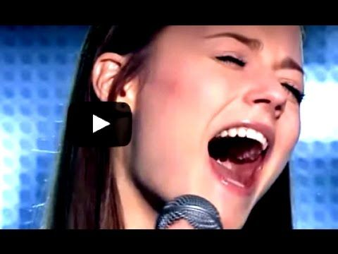 ❤❤❤AMAZING GRACE LITTLE GIRL RHEMA SINGS 4 MOM in HEAVEN - Plz Comment S...