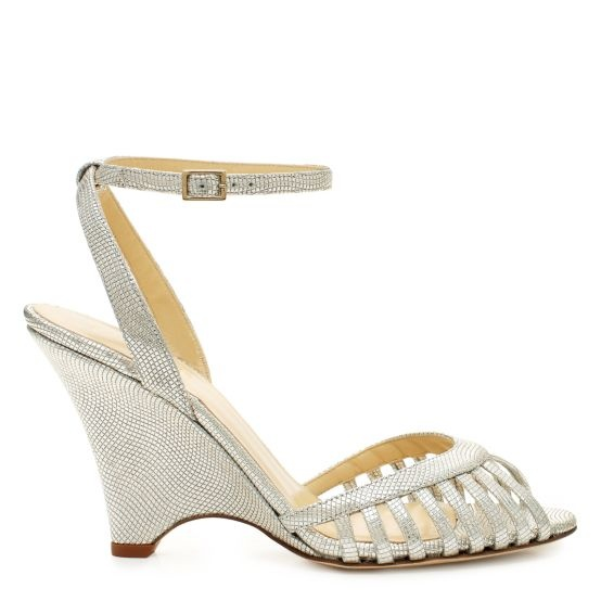 Fun bride shoes...: Womens Flats, Wedding Shoes, Wedding Ideas, Spade Crete, Womens Shoes, Silver Wedge, Kate Spade, Shoes Shoes