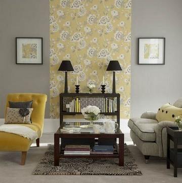 Что такое акцентная стена? Это особенная стена, отличная по дизайну от остальных стен в помещении. Акцентная стена может отличаться цветом, фактурой, рисунком, материалом. Акцентной может быть вся поверхность стены или только ее часть в виде широкой полосы.