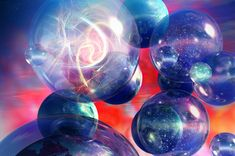 """Multiverse Theories  The universe we live in may not be the only one out there. In fact, our universe could be just one of an infinite number of universes making up a """"multiverse."""" http://www.livescience.com/25338-multiple-universes-5-theories.html#"""