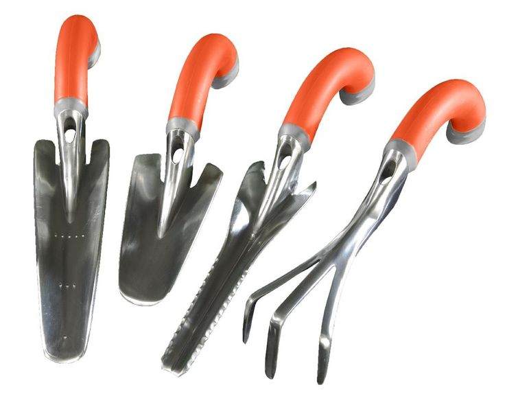 GARDENING HAND TOOL SET - 3 Piece ForChildrens - Strong Durable Ergonomic Design