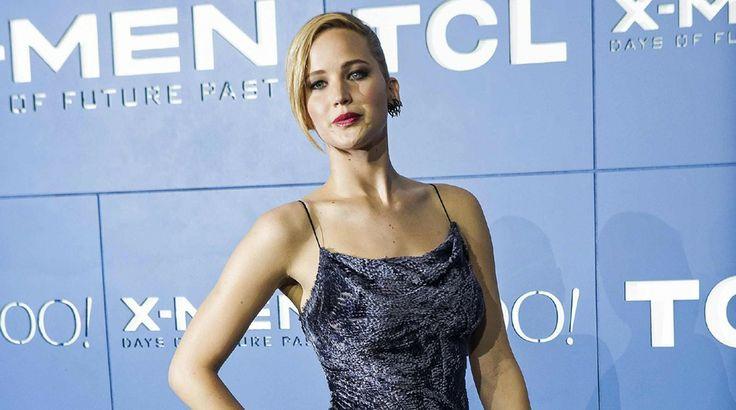 "Jennifer Lawrence deslumbró en premiere de ""X-Men"" | El Comercio Perú"