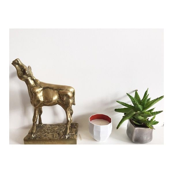 Hermes A Cheval candle